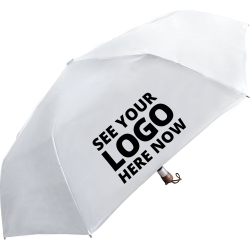 Auto Luxe Printed Umbrellas