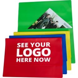 A4 PVC Document Folder