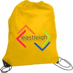 Express Drawstring Promotional Bags