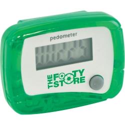 Budget Pedometer