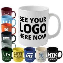 Hampshire Printed Mugs