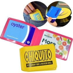 Printed Oyster Card Holders
