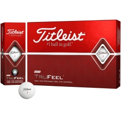 Titleist DT TruFeel Golf Balls