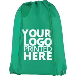 Recycled Non-Woven Drawstring Bag