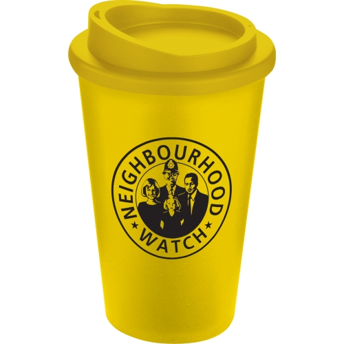 Yellow Mug (114) - Yellow Lid (114)