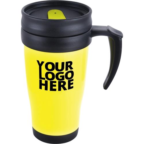 Solid Yellow - Yellow Slider
