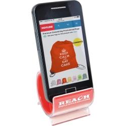 Turbo Promotional Mobile Phone Holder