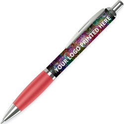 Curvy Wrap Promotional Pens