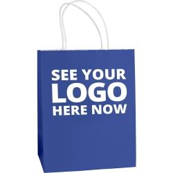 Medium Printed Paper Gift Bag
