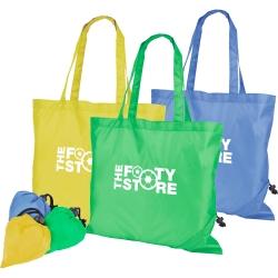 Folding Shopper Bag