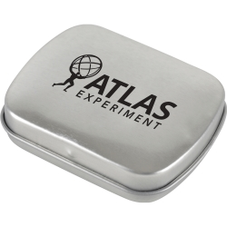 Hinged Tin of Mints