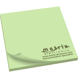Printed Sticky Notes 75 x 75mm