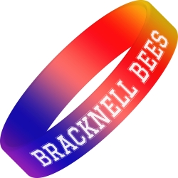 Silicone Printed Wristbands