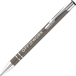 Elite Printed Metal Pen