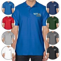 Gildan Cotton Double Pique Premium Polo Shirt