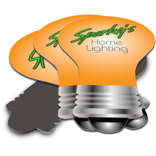Lightbulb 44 x 65mm