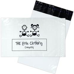 Printed Mailing Bags - Medium