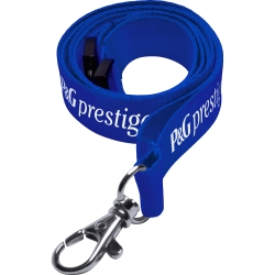5 Day Poly Lanyards - 20mm