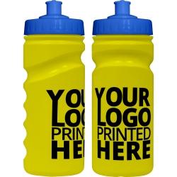 Thirst Grip Sports Bottle Push-Pull Lid 500ml