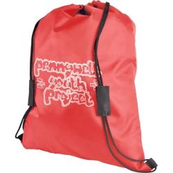 Safety Break Drawstring Bag