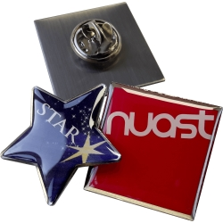 25mm Printed Steel Badge