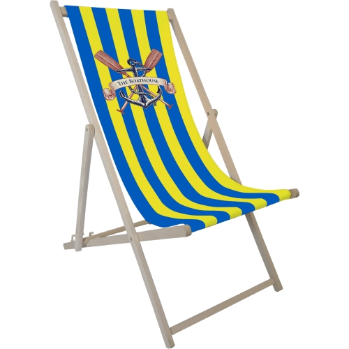 Striped Blue 2935 & Yellow 604