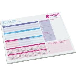 A2 Printed Desk Pad