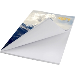 A5 Desk Pad with Printed Cover