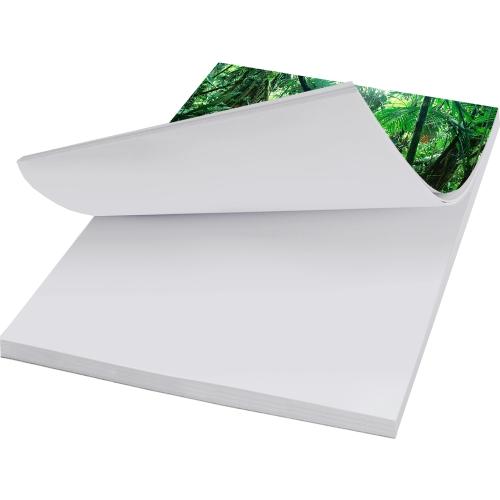 White - Glued top short edge