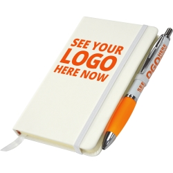 Everest A6 Notebook with Free Curvy Pen