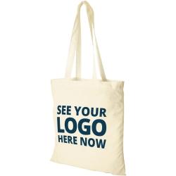 Cotton Printed Tote Bags 6oz