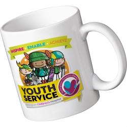 Colour Splash Mugs - Full Colour