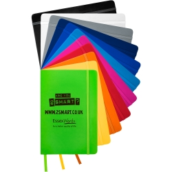 Budget A5 Hard Cover Notebook