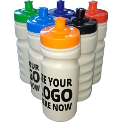 100% Recycled Thirst Grip Sports Bottle 500ml