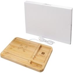Frame Wireless Charging Desk Organizer