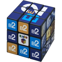 Rubiks Cube® With Branding On All Sides