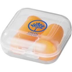 Serenity Earplugs With Travel Case