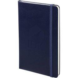 Classic M Hard Cover Notebook - Ruled