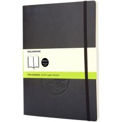 Classic XL Soft Cover Notebook - Plain