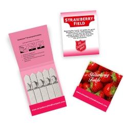 Promotional 5 Stick Seedstick - Fruit and Vegetables