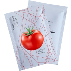 Promotional Seed Packets - Fruit and Vegetables