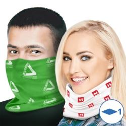 Printed Preventive Face Scarf