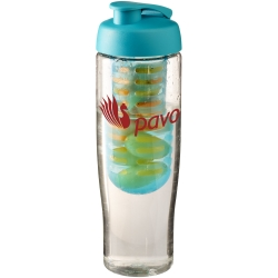H2O Tempo® 700 Ml Flip Lid Sport Bottle & Infuser