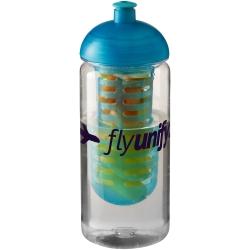 H2O Octave Tritan™ 600 Ml Dome Lid Bottle & Infuser