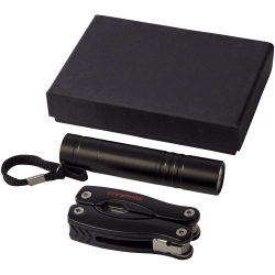 Scout Multi-Function Knife And LED Flashlight Set