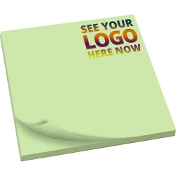 Printed Sticky Notes 75 x 75mm Full Colour Print