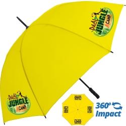 Value Storm Umbrella Full Colour - 4 Panels