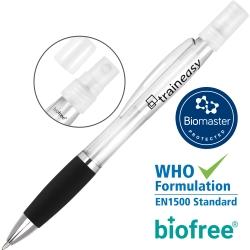 Curvy Biofree Sanitiser Pens