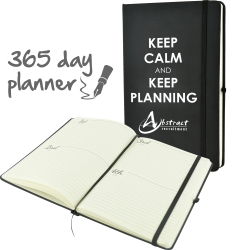 Printed A5 Planner Diary