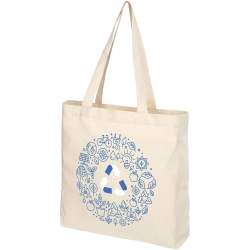 Pheebs 210 G/M² Recycled Cotton Gusset Tote Bag